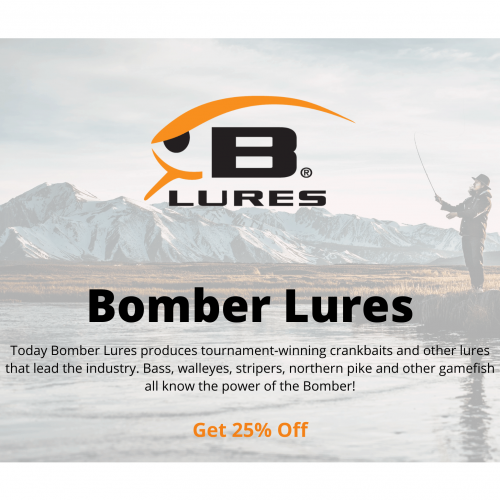 Bomber Lures